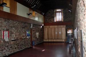 Pre renovations of Barn